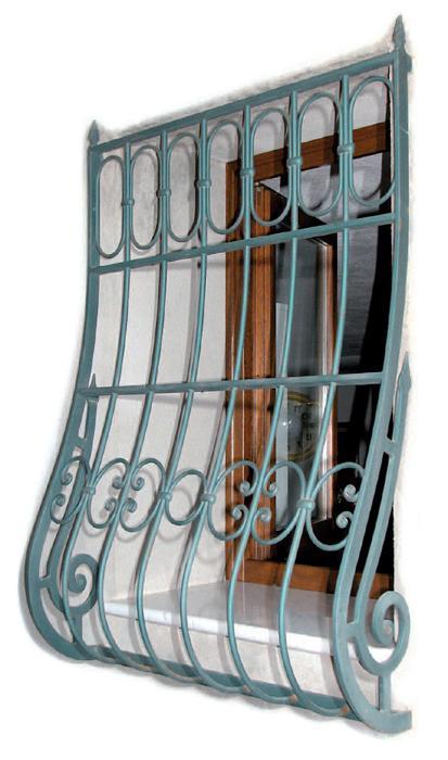 Modelli di grate in ferro - Modelli di finestre ...
