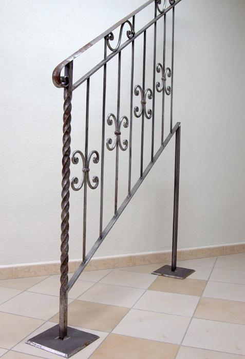 Ringhiere in ferro battuto per scale interne moderne pq25 regardsdefemmes - Ringhiera scale interne ...